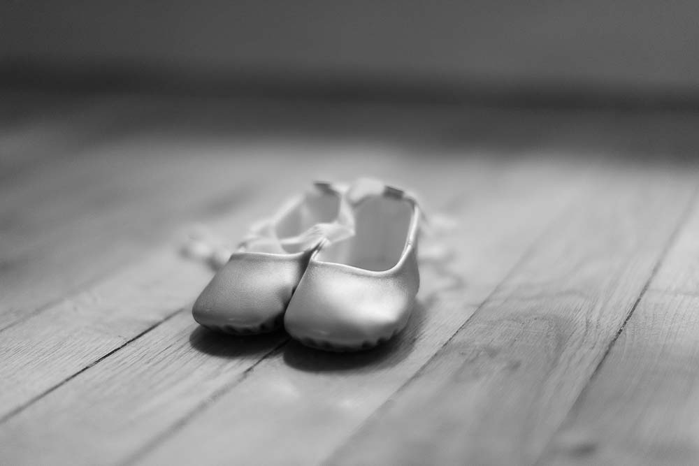 Photographe Baptême chaussure