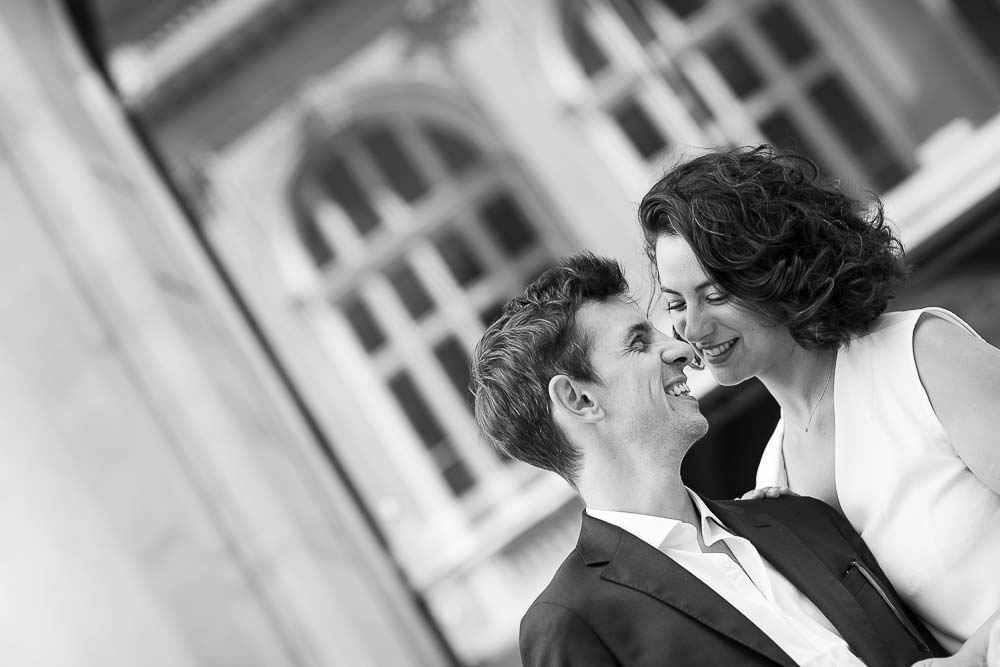 Photographe mariage Paris couple