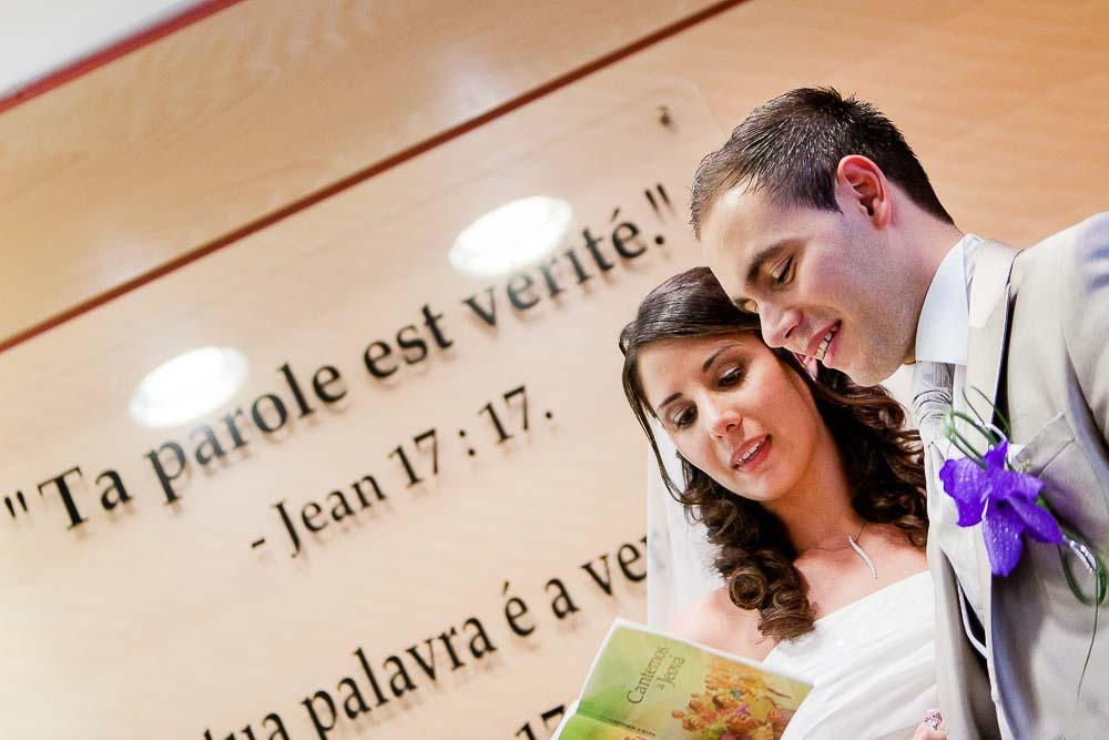 Photographe mariage Paris témoins de Jéhovah salle du royaume