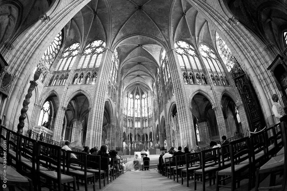 Photographe mariage basilique