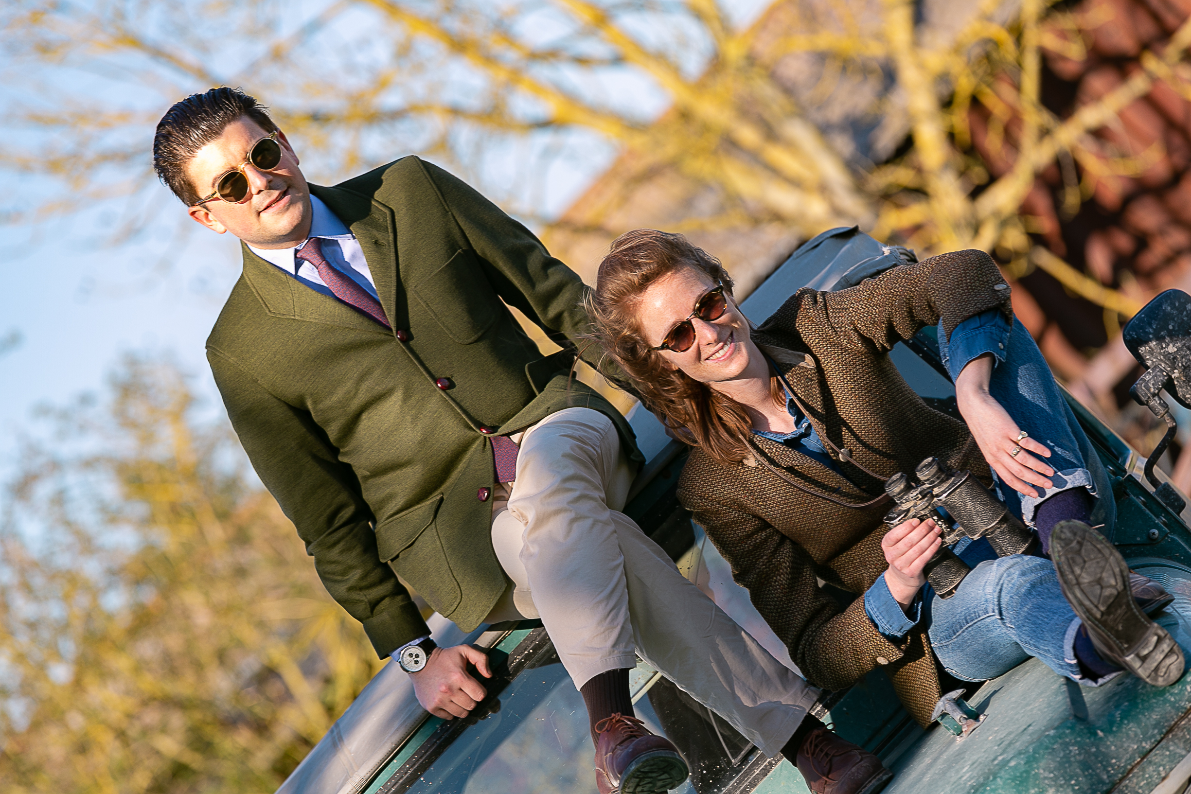 Photographe mariage séance engagement