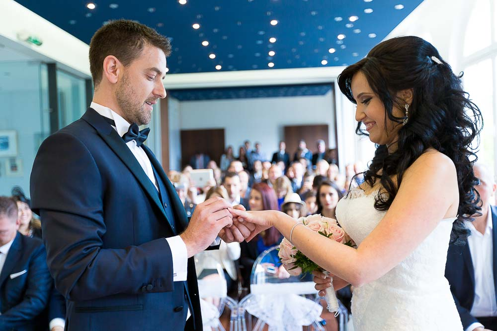 Photographe professionnel mariage alliances