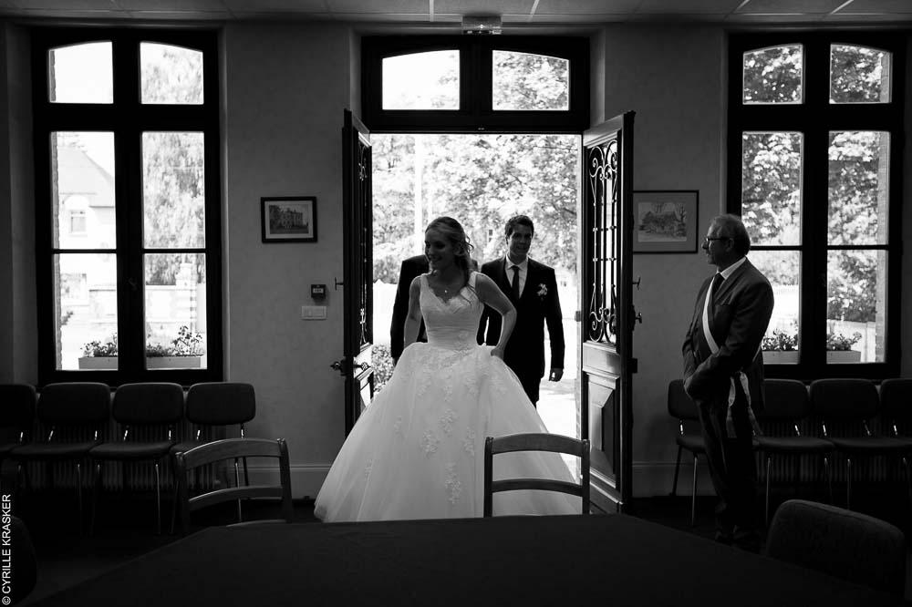 Photographe mariage paris marie
