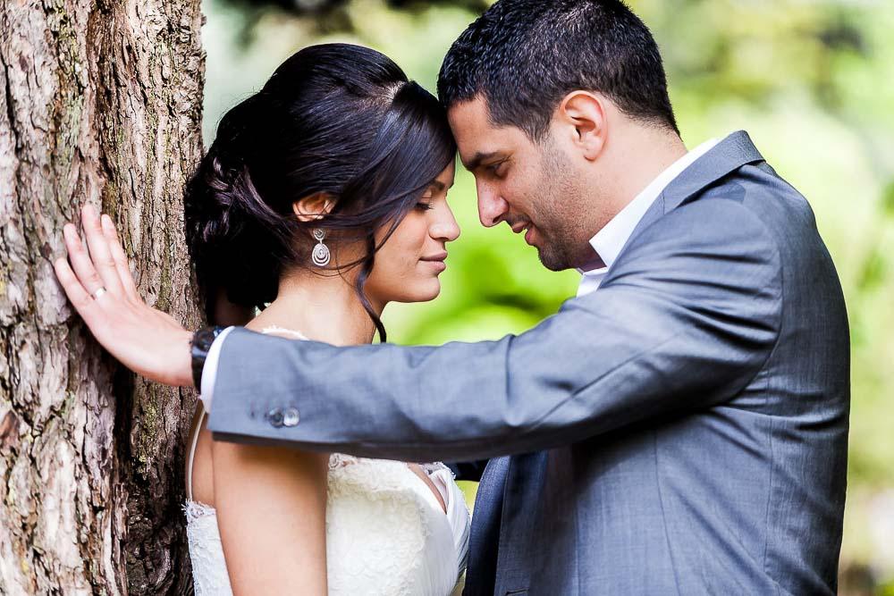photo séance couple mariage