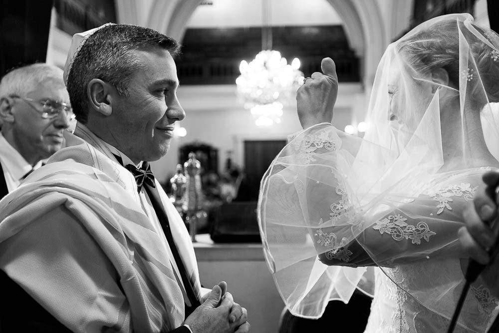 Photographe mariage Juif Synagogue