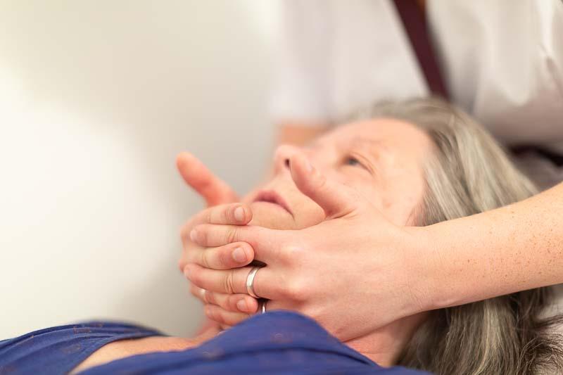 Ostéopathe mâchoire