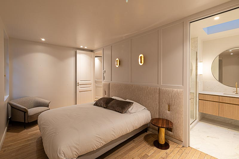 Photo appartement luxe