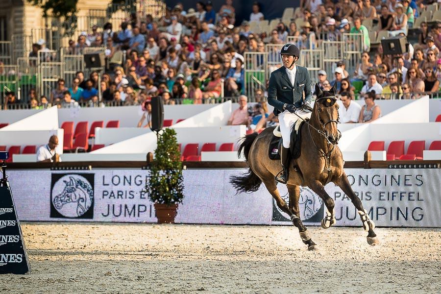 Photographe compétition sport équestre