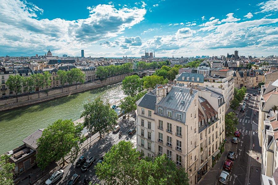 Photographe appartement Paris